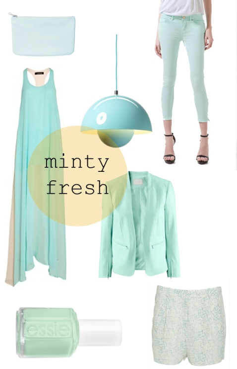 Me And Disko.com // minty fresh